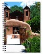Santuario De Chimayo Spiral Notebook
