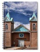 Santuario De San Lorenzo Spiral Notebook