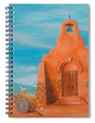 Santuario Spiral Notebook