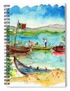 Sao Jacinto 07 Spiral Notebook