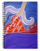 Sappho Spiral Notebook
