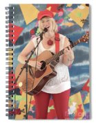 Sara Hickman Spiral Notebook