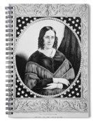 Sarah Childress Polk (1803-1891) Spiral Notebook