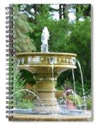 Sarah Lee Baker Perennial Garden 6 Spiral Notebook