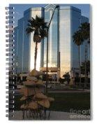 Sarasota Waterfront - Art 2010 Spiral Notebook