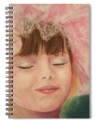 Sassy In Tulle Spiral Notebook