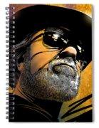 Satch Spiral Notebook
