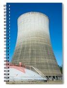 Satsop Ghost Tower Spiral Notebook