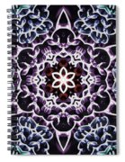 Saturnian Solidity Spiral Notebook