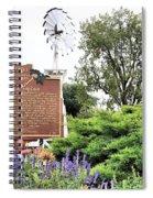 Sauder Village Spiral Notebook