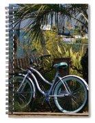 Sausalito Summer Spiral Notebook