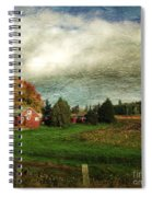 Sauvie Island Farm Spiral Notebook