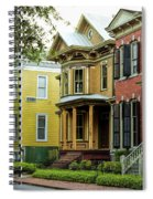 Savannah Architecture Spiral Notebook