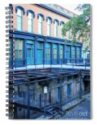 Savannah Blues Spiral Notebook