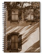 Savannah Sepia - Windows Spiral Notebook