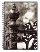 Savannah Strong Spiral Notebook
