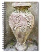 Savannah Urn  Spiral Notebook
