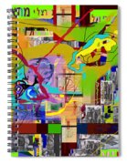 Save Me From Loving Money 4h Spiral Notebook