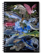 Save Our Seas In008 Spiral Notebook