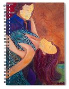 Save The Last Dance Spiral Notebook
