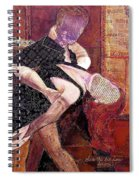 Save The Last Dance For Me Spiral Notebook