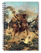 Saving The Guns At Colenso, 1899 Spiral Notebook