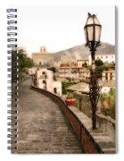 Savoca Italy Spiral Notebook