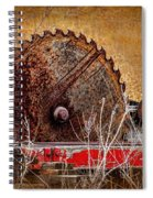 Saw You Later Spiral Notebook