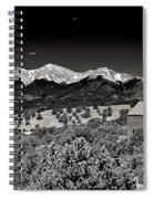 Sawatch Spiral Notebook