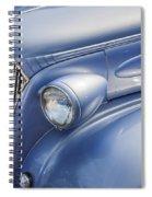 Saweet Chevy 1937 Chevrolet Spiral Notebook