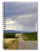 Sawmill Creek Road 2 Spiral Notebook