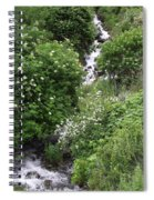 Sawpit Creek Spiral Notebook