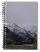 Sawtooth Mist Spiral Notebook