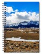 Sawtooth Ridge Spiral Notebook