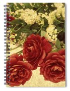 Say You Love Me Spiral Notebook