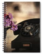 Say You Will... Spiral Notebook