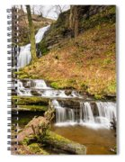 Scaleber Force Waterfall Spiral Notebook
