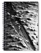Laceration Spiral Notebook