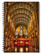 Sacred Heart Cultural Center 2 Spiral Notebook