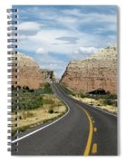 Utah's Scenic Byway 12 - An All American Road Spiral Notebook