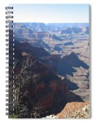 Scenic Grand Canyon Spiral Notebook