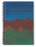 Scenic Mountains Spiral Notebook