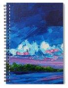 Scenic Landscape  Spiral Notebook