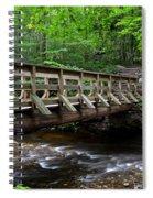 Scenic Passageway Spiral Notebook