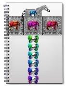 Sceptre Spiral Notebook