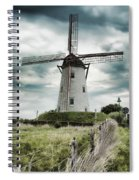 Schellemolen Windmill Spiral Notebook