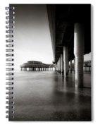 Scheveningen Pier 2 Spiral Notebook