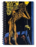 Schlemihls In The Loneliness Of The Room Spiral Notebook