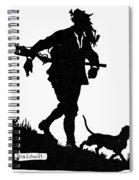 Schmidt The Hunter Spiral Notebook