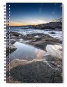 Schoodic Reflections Spiral Notebook